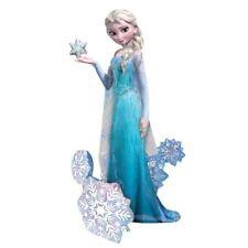DISNEY FROZEN Fête Elsa glace Reine Airwalker Ballon plat anniversaire