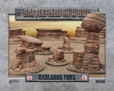 Battlefield in a Box - Terrain: Badlands Tors BB566
