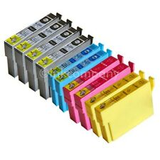 10 cartuchos de tinta compatibles para Epson sx125 sx420w sx130 sx235w sx435w sx440w