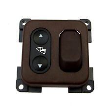 STEP & LIGHT SWITCH  for CBE C-LINE 12V SYSTEMS CARAVAN MOTORHOME BROWN