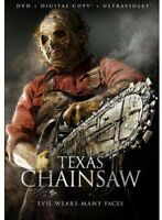 Texas Chainsaw [New DVD] UV/HD Digital Copy, Widescreen, 3D, Ac-3/Dolb