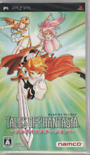 Tales of Phantasia Full Voice Edition - PSP Playstation Portable - Japan Import