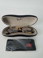 Ray-Ban RB 5150 5608 Eyewear Frame Full Rim Eyeglasses Tortoise Black with Case