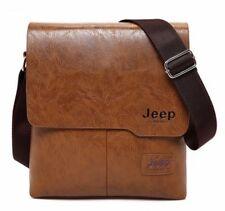 Borsello uomo tracolla Jeep Buluo pelle 2017 Iphone Ipad men bag messenger
