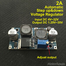 DC-DC Boost Buck Step Up or Down Voltage Converter Regulator 3.3V 5V 9V 12V 24V
