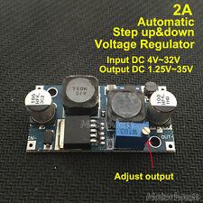 Automatic Mini Step up down Module 3.3V 5V 6V 9V 12V 24V Voltage Regulator Solar