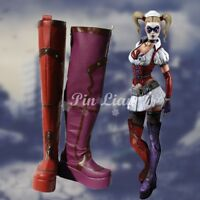 Anime Avengers Wonder Woman Diana Prince Boots Shoes  Heroine Cosplay Costume
