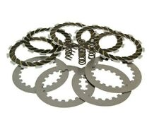 Derbi GPR 50 Racing 09-12 Reinforced Clutch Plate / Disc Set +20%