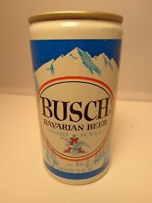 BUSCH BAVARIAN ALUMINUM PULL TAB BEER CAN #52-33   TAMPA, FL.  9 CITY