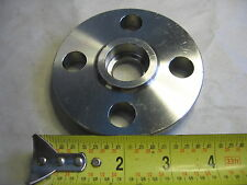 "3/4"" 304/304L Stainless Steel 150 lbs. Slip-On Weld Flange ASME B16.5 SCH 40"