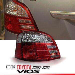 CL-RED REAR TAIL LIGHT LAMP LH FOR TOYOTA SOLUNA VIOS YARIS VITZ SEDAN 2007-2013