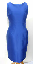 HOBBs Invitation Royal Blue Levens Sapphire Wiggle Dress 12 BNWT £189 Lined