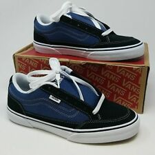 NIB Van's Sneakers Mens 8 Navy/Blue B1A