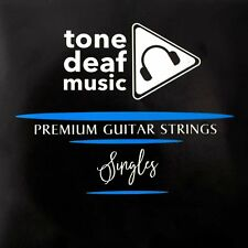 5x TOP E ACOUSTIC GUITAR STRINGS 010 gauge string single