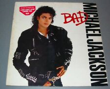 Michael JACKSON (LP 33T) Bad   (1987)