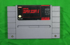 Super Scope 6 (SNES, Super Nintendo)