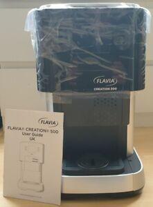 Flavia Creation 500 Brand New £999