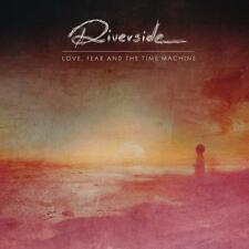 Love Fear & The Time Machine - Riverside (2016, CD NEU)2 DISC SET