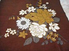 Vintage Retro Vintage Tablecloth - Used but in excellent condition