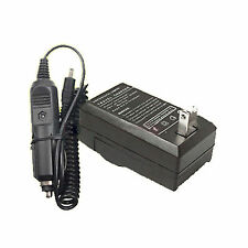 Charger for Canon PowerShot ELPH 300 HS / IXUS 220 Digital Camera Battery NB-4L