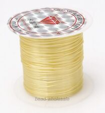 Strong Stretchy Elastic Beading Thread Cord Bracelet String For Jewelry DIY 1MM