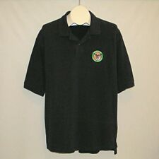 UNITED STATES CENTRAL COMMAND Navy Blue Polo Shirt Mens XL