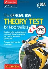The Official DSA Theory Test for Motorcyclists Book 2011,Driving Standards Agen