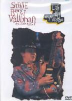 STEVIE RAY VAUGHAN & DOUBLE TROUBLE - LIVE AT THE EL MACAMBO 1983 NEW DVD