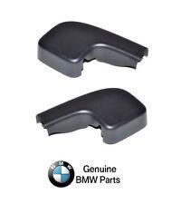 For BMW 06-10 Cover Wiper Arm Nut to Blade Front L+R x2 GENUINE E90 E91 E92 E93