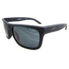 Gafas de sol de hombre negro Arnette de plástico