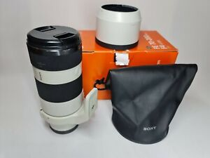 Sony SEL 70-200mm F/4 OSS G FE E-Mount Zoom Lens
