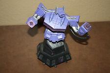 Transformers Diamond Select Shockwave MIB #528/1000 READ DESC.