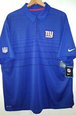 NFL NY Giants Nike Jersey Polo Shirt: Large (NWT)
