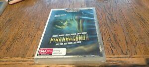 Piranhaconda DVD Very Good Condition Region 4