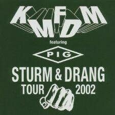 Pig - Sturm & Drang Tour 2002 [New CD] Explicit