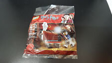 Lego Harry Potter King's Cross Minifigure Set Trolley and Hedwig the Owl NEW