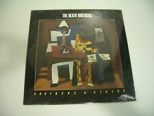THE HEATH BROTHERS LP BROTHERS & OTHERS. SEALED COPY.ANTILLES RECORDS.AN1016.