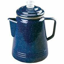 Coleman 20000016405 Coffee Percolator, 14 Cup, Blue