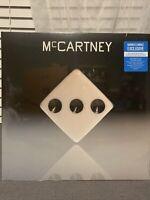 "PAUL MCCARTNEY III BLUE VINYL 12"" LP LIMITED EDITION 2020 RARE"