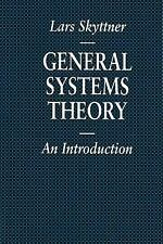 Information Systems Theory: General Systems Theory : An Introduction by Lars...