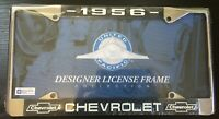 Stainless Steel License Plate Backer Blank NEW louvers