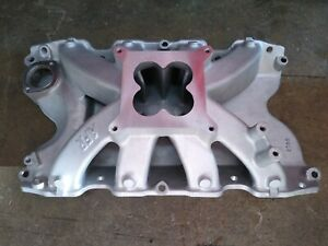 AFR - Airflow Research 4992 Bullitt Intake Manifold Big Block Ford 429-460 NHRA