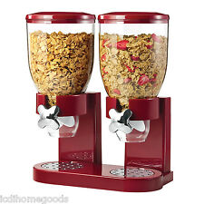 Zevro The Original Indispensable® Double Dispenser #KCH-06125 Red