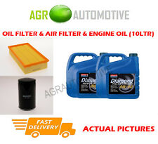 PETROL OIL AIR FILTER KIT + 0W40 OIL FOR JAGUAR XJ6 3.0 243 BHP 2007-09