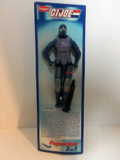 Vintage GI Joe India Funskool Pepsodent Cobra Undertow Frogman on Card w Gun
