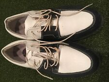 Women's Foot Joy Leather Golf Shoes Sz 5w