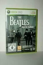 THE BEATLES ROCKBAND GIOCO USATO XBOX 360 EDIZIONE ITALIANA GD1 44965