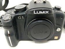 Panasonic LUMIX DMC-G1 12.1MP Appareil Photo Numérique Corps Seulement-utilisé