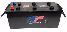 Batteria Autocarro 200 Ah - 12V Spunto 1100A (positivo Dx/Sx) (MF ispezionabile)