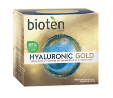 Bioten Hyaluronic Gold Face Replumping Day  Cream SPF10 Anti-wrinkles 50 ml